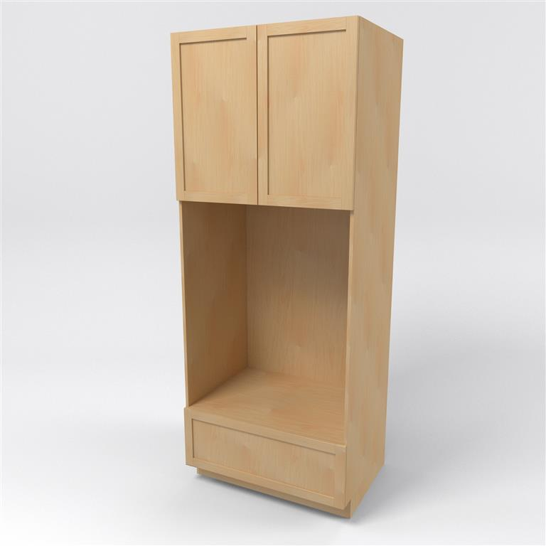 Pantry_4_oven_double_shaker_maple